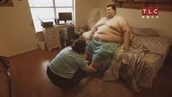 驚!減肥狂嗑蔬菜! 310公斤男把胃撐大反更胖