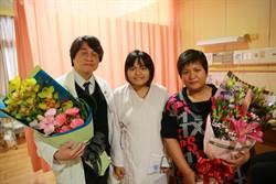 東部首例!克服血型排斥 母成功捐腎給愛女