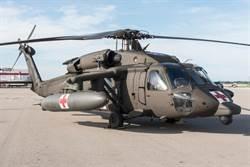 瞎!美黑鷹直升機遇襲 ──摩托雪撬幹的