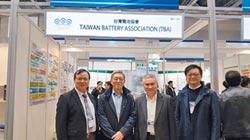 台灣電池協會領軍赴日參展 報捷