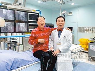 9旬翁心律不整 3D定位電燒救命