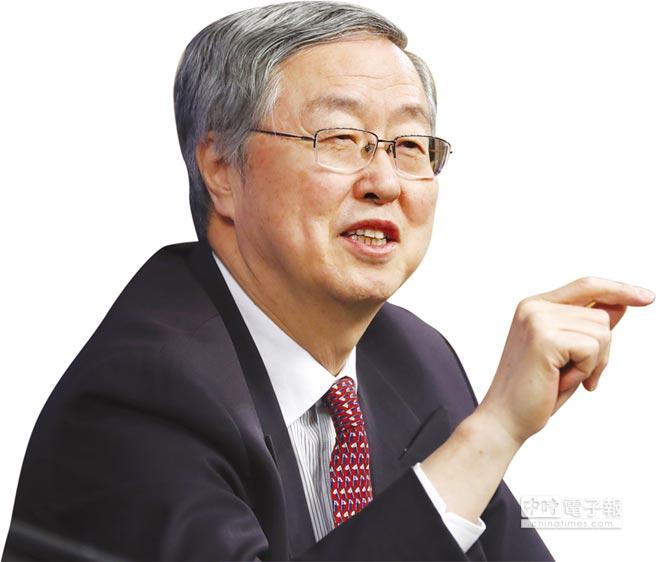 中國人民銀行前行長周小川。圖/中新社