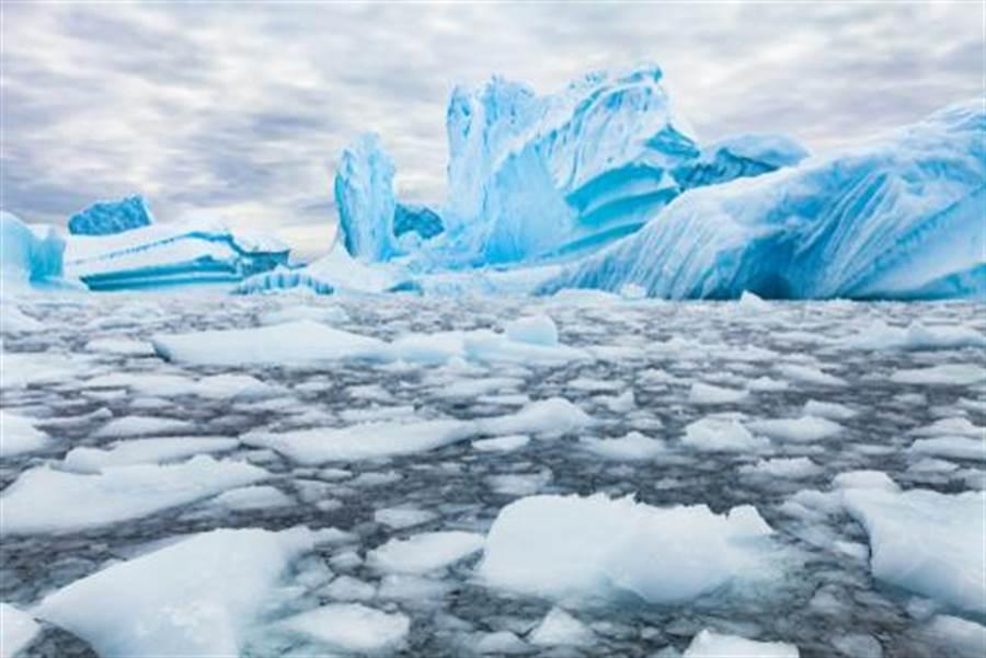 南極冰層底下長怎樣 驚人畫面曝光!(圖片取自/達志影像)