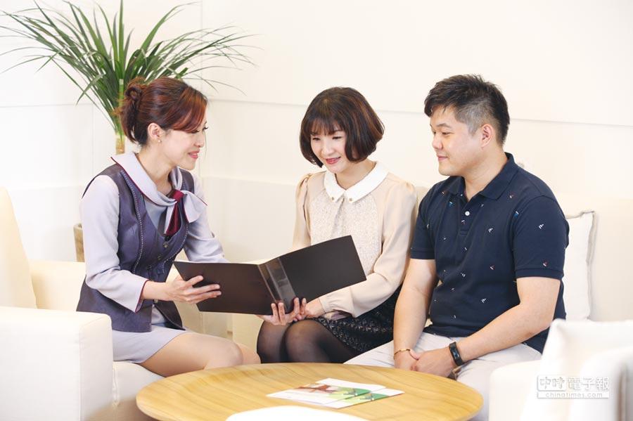 國泰健檢一對一顧問式健康管理照護。圖/江偉琳