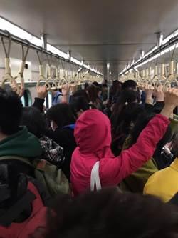 1萬人衰死!台鐵南北大出包 中午前皆誤點30分鐘