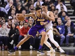 NBA》羅瑞腳踝扭傷 林書豪再次先發上陣