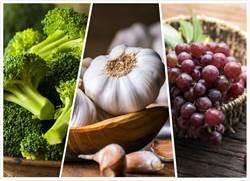 吃東西就可幫肝臟排毒 這5種食材最強