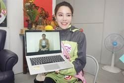 柯P錄影片稱讚她「打破藍綠」  陳筱諭:非常感動
