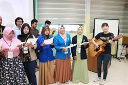 印尼姊妹校師生來台交流 高大提升來台深造意願