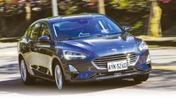 All-New Ford Focus 4D 旗艦型 八年淬煉 超越理想值