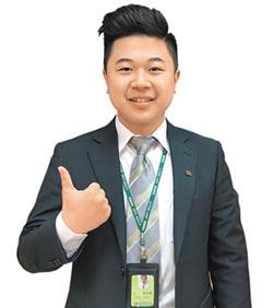 房市風向球-入行18月 曾彥儒成最年輕店長