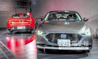 台灣馬自達總座履新 All-New Mazda3 首度亮相