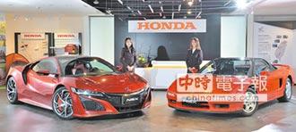 Honda純種超跑NSX 夢想奔馳