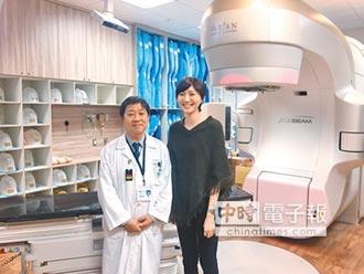 真光刀除腦瘤 妙齡女漂亮抗癌