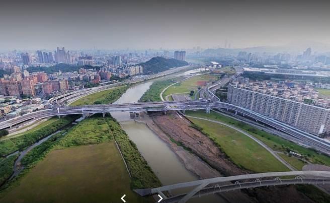 新店陽光運動公園。(翻攝google map)