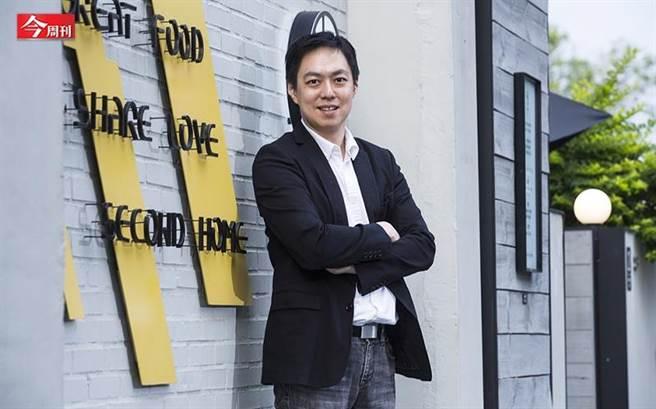 馬萬鈞成了第二位奪奧斯卡獎的台灣人。(圖/今周刊提供)