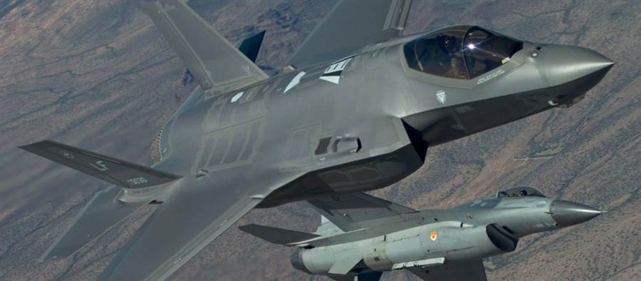 洛克希德馬丁(Lockheed Martin)為土耳其打造的F-35戰機。(洛克希德馬丁)