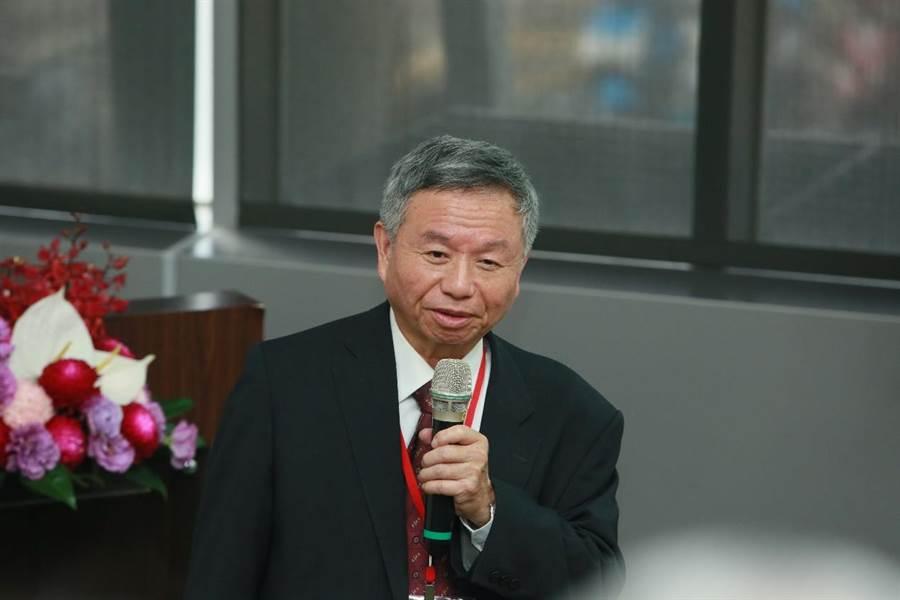 前衛生署長楊志良。(本報資料照)