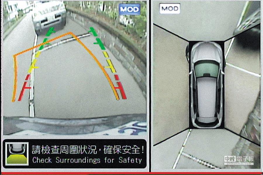 以SAFETY SHIELD 360度全域安全系統,搭載NIM智行科技配備,將行車品質創造出道路安全新標竿。圖/裕隆日產提供