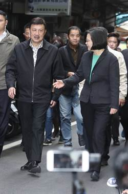 補選落幕  蔡英文總統:謝謝願意再次信任民進黨