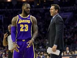 NBA》湖人開除總教練華頓進入倒數