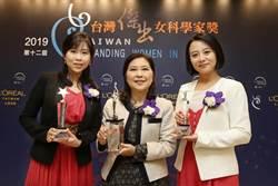 從小布店幫算帳 李瑩英獲頒傑出女科學家獎