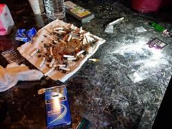 影》拂曉搜索林森北酒店 警逮24人涉毒趴