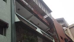基隆獅球路51歲女子 4樓墜遮雨棚身亡