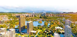 徐州經開區高標準建設金龍湖核心區