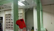 診所遭人持棍砸毀 七男犯案後至派出所自首