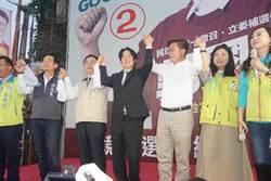 新聞透視》民進黨王牌盡出 新北、台南才慘勝!今核彈打鳥 明年大選險招恐升級