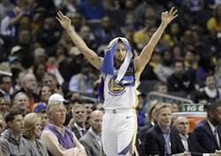 NBA》浪花兄弟狂飆!勇士西區首隊晉級