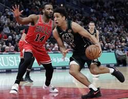 NBA》公鹿爭冠蒙塵?布羅格登腳傷缺席8周