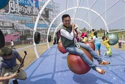 新竹市兒童藝術節今年要帶小朋友上太空冒險