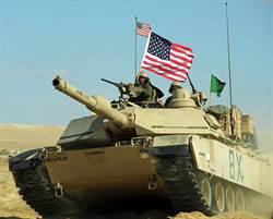 美國上半年會宣布售我M1A2X戰車