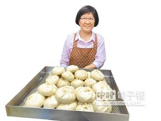 餡料玩創意 青江菜也能包