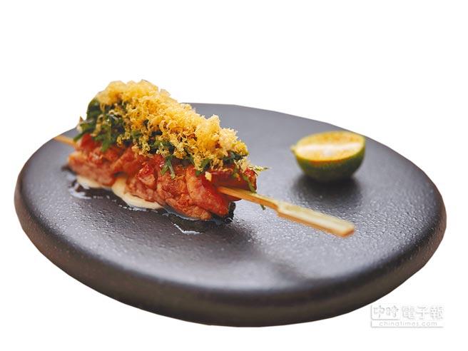 小牛胸腺肉質軟嫩,是台灣料理中較不常見的食材。圖片提供各品牌