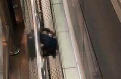 影》桃機驚傳墜樓2重傷 目擊者:男子推下女生後跳樓