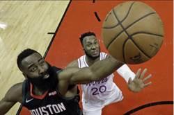 NBA》球員投票哈登獲MVP 勇士3連霸