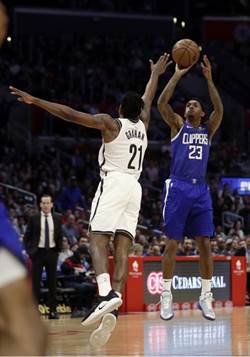 NBA》大號絕殺三分球 最佳第六人助快艇拆掉籃網