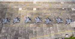 最糟糕!美最強戰機F-22備戰率只有50%