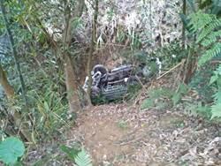 太平農友上山整地 連人帶車跌落山谷身亡