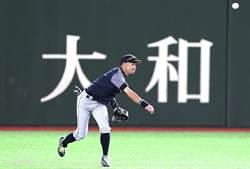 影》東京巨蛋暴動!不老一朗雷射肩直傳三壘