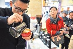 大陸咖啡市場的反覆運算失速