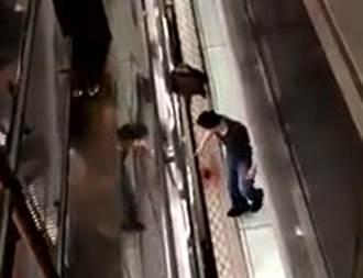 影》口角失控 夫將妻從桃機4樓拋下再跳樓