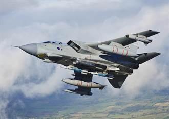服役40年 英皇家空軍最後的龍捲風戰機退役