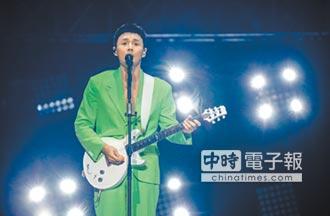 李榮浩上海開唱楊丞琳打卡放閃
