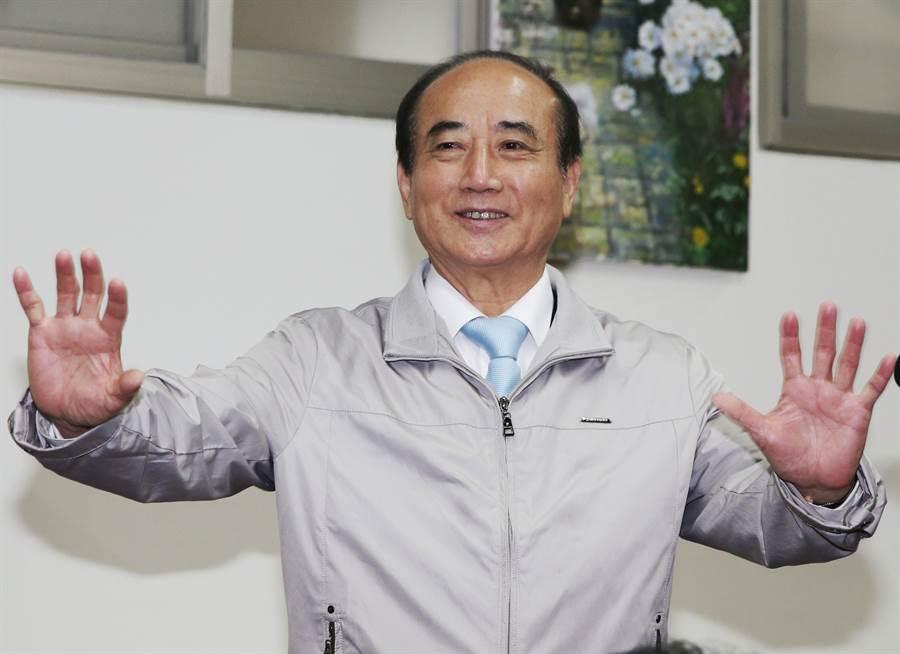 國民黨黨內總統初選參選人、前立法院長王金平。(圖/本報資料照)