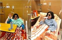 陳文茜罹肺腺癌術後首發聲 醫院唱聲樂快樂康復