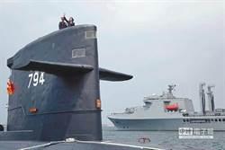 軍方:潛艦不會配備絕氣推進系統 先求有再精進